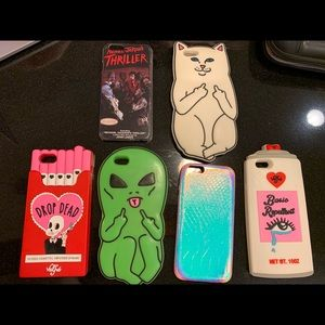 Iphone 6 and 6s cases valfre ripndip